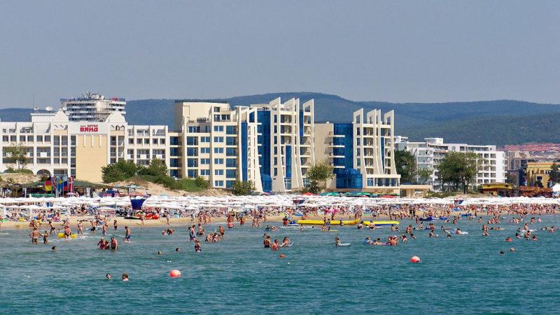viaggi sunny beach bulgaria