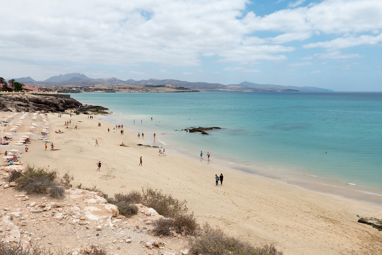 Vacanza a Fuerteventura, Spagna