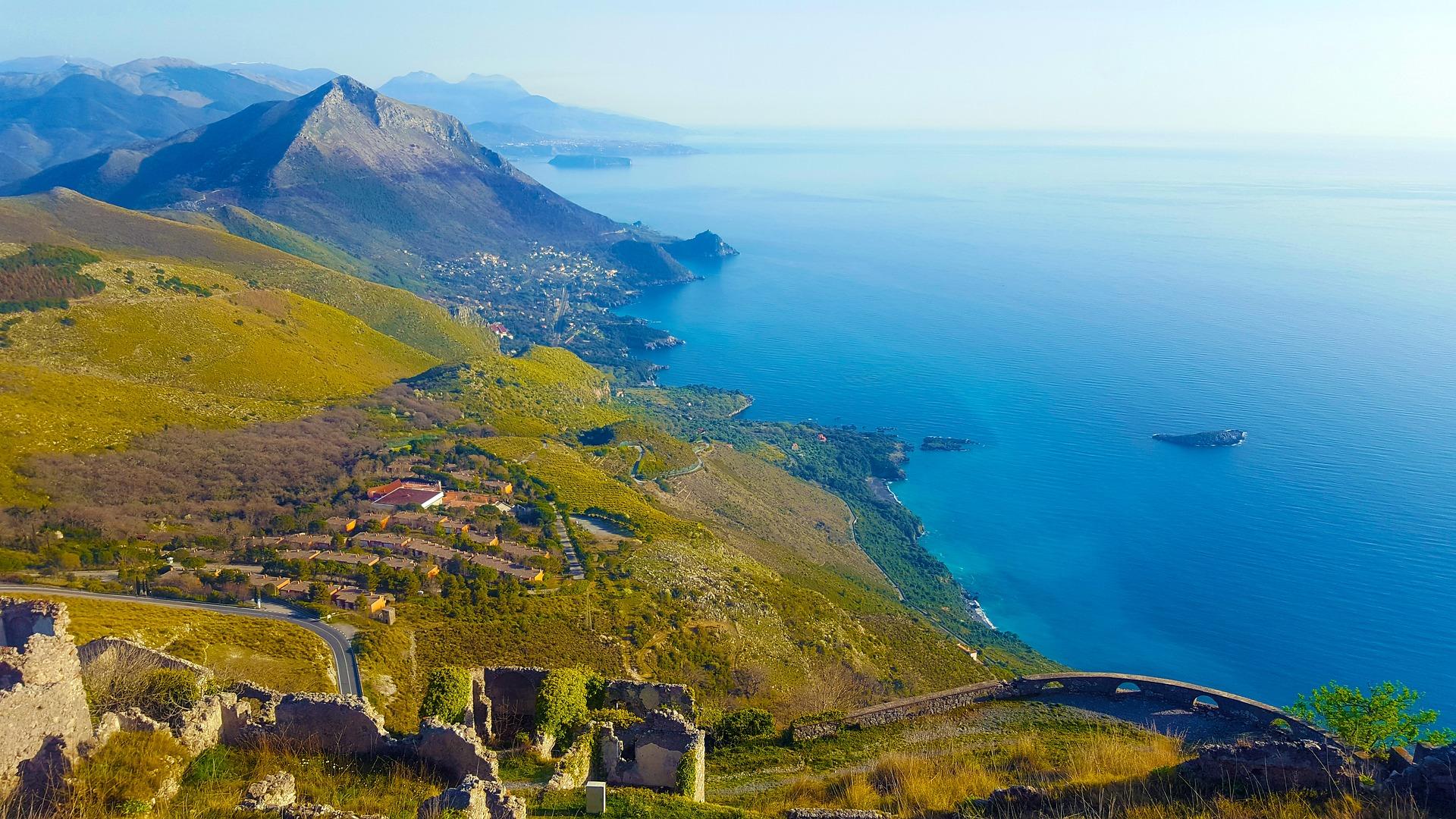 Maratea Sulla Cartina Geografica.Vacanze In Basilicata Ecco Dove Andare Prenota Viaggi