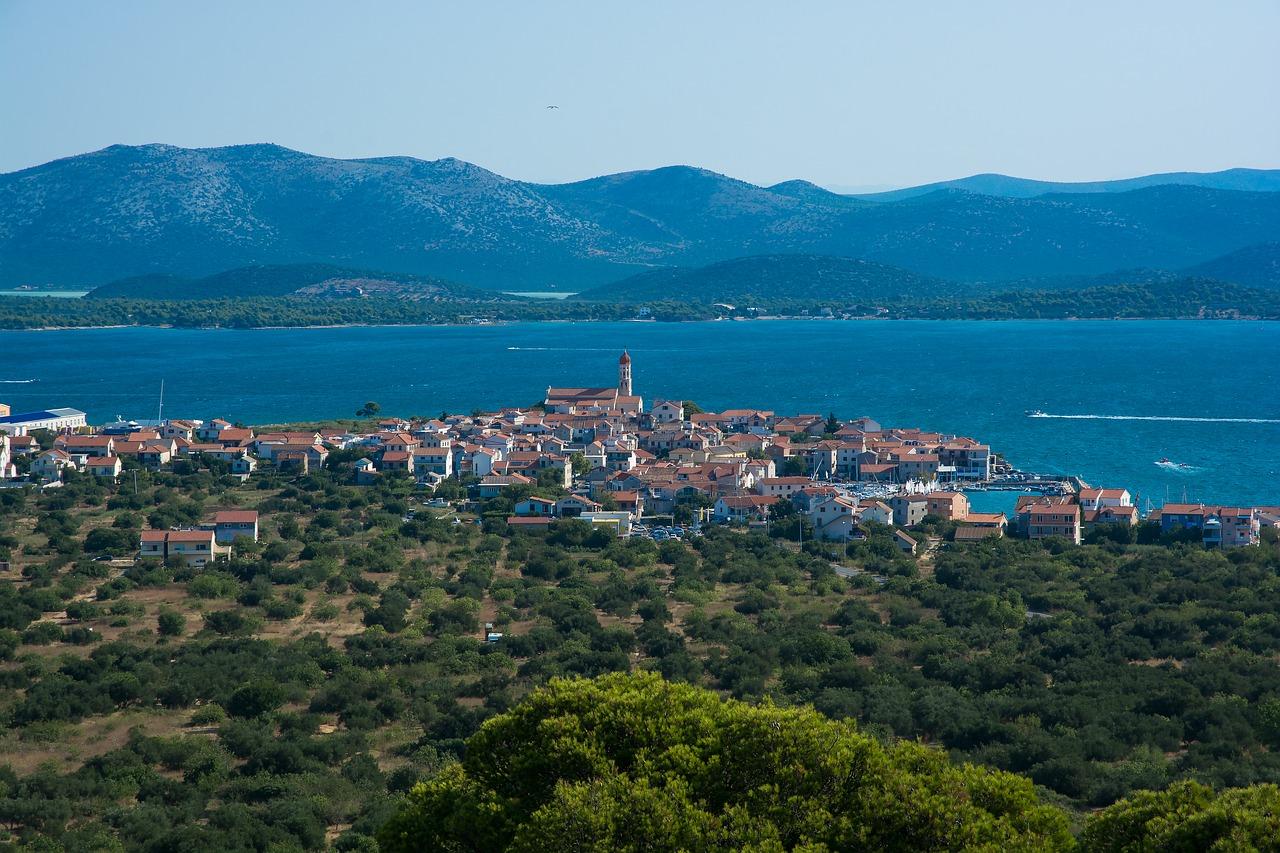 Isola di Murter, Croazia
