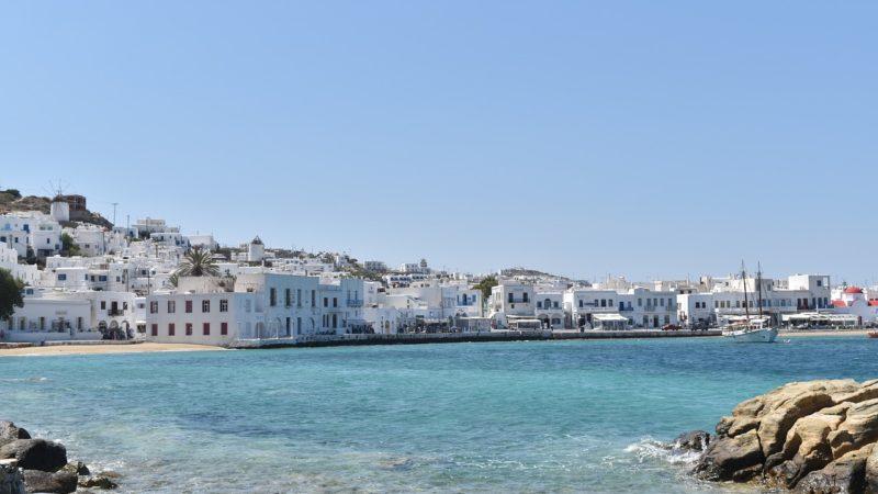 Prenota viaggio Grecia