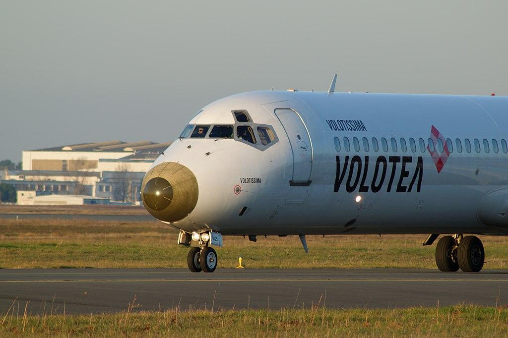 Promozione Volotea voli a partire da soli 7€/tratta