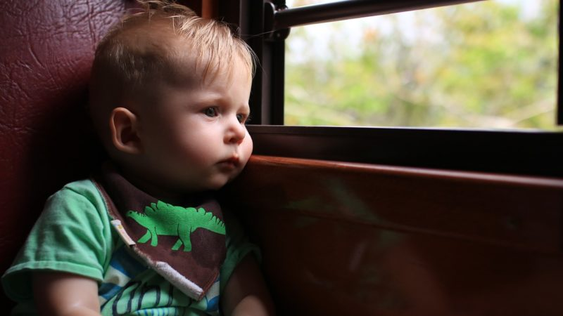 treno bambini