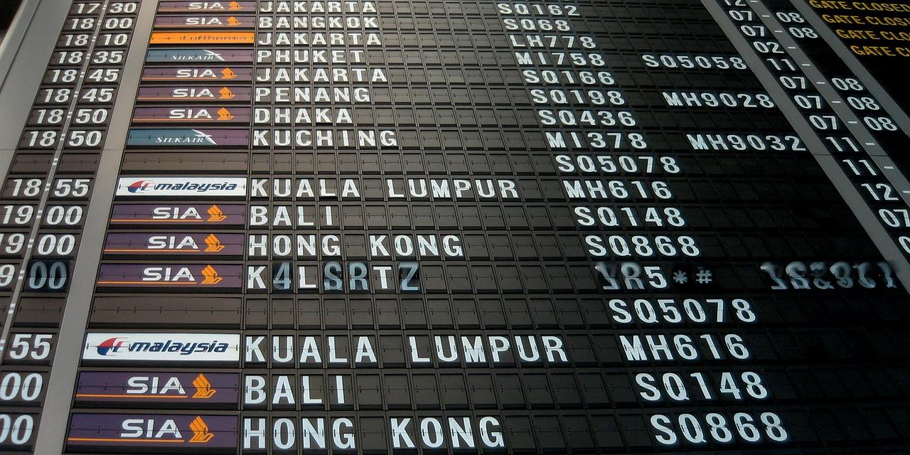 Voli A/R intercontinentali dall'Italia verso mete lontane a partire da 263€!