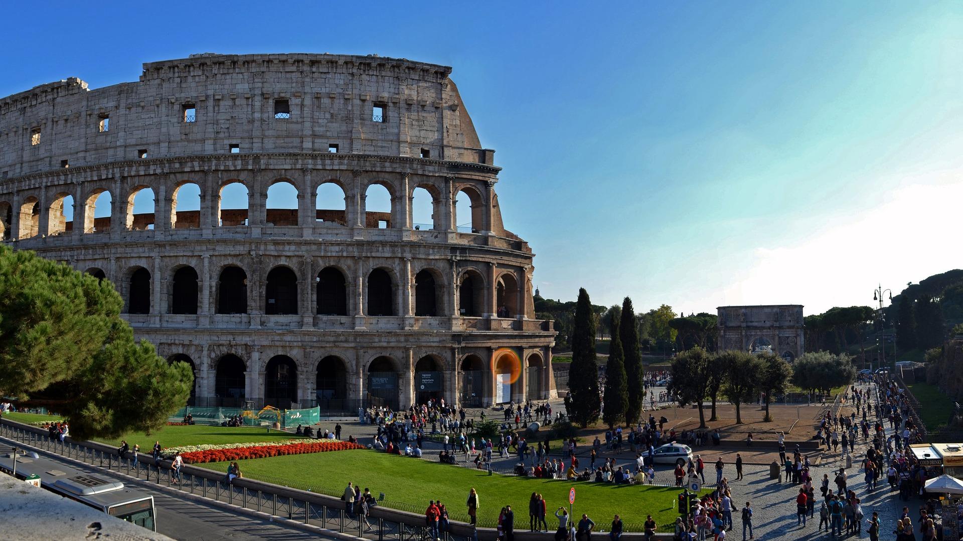 Tre giorni a Roma in taxi